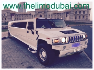 Hummer H2 King 20 Pax front